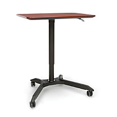 OFM Mesa Height Adjustable Mobile Podium