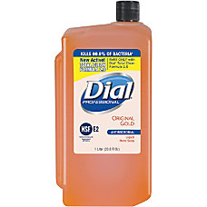 Dial Original Gold Antimicrobial Soap Refill