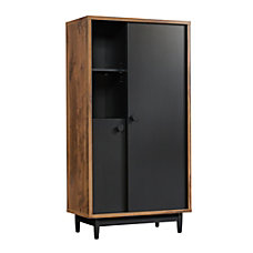 Sauder Harvey Park Storage Cabinet 4