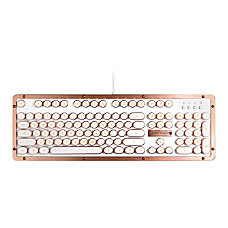 Azio Retro Classic Vintage Typewriter Mechanical