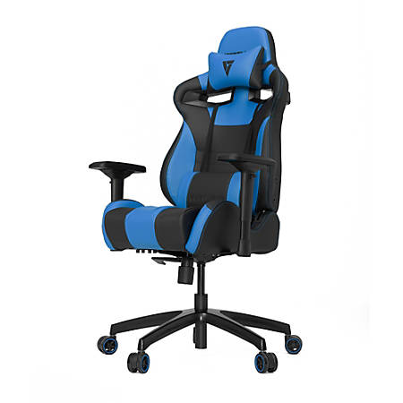 Vertagear Racing Series S-Line SL4000 Gaming Chair, Black/Blue