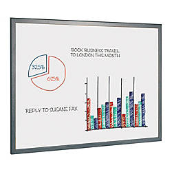 MasterVision Easy Clean Dry Erase Board