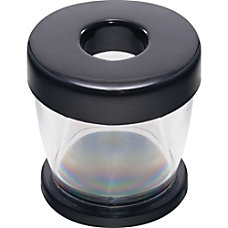 Gem Office Products Clip Dispenser Black