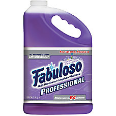 Fabuloso All Purpose Cleaner Lavender 1
