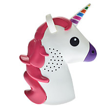 Digital Energy Unicorn Emoji Bluetooth Speaker