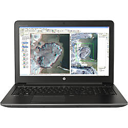 HP ZBook Mobile Workstation Laptop 156