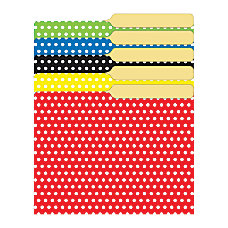 Top Notch Teacher Products Mini File
