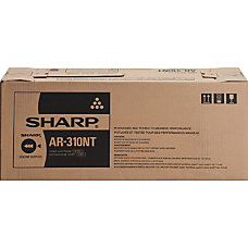 Sharp Toner Cartridge Laser 25000 Pages