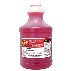 Sqwincher Lite Liquid Concentrate Fruit Punch