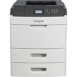 Lexmark MS810DTN Laser Printer Monochrome 1200