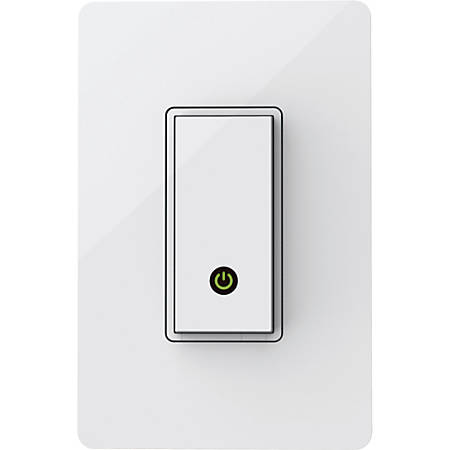 Belkin® WeMo Light Switch, White
