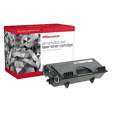 Office Depot® Brand OD460 (Brother TN-460) Remanufactured High-Yield Black Toner Cartridge
