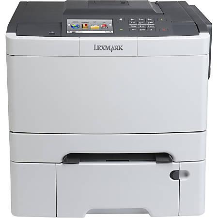 Lexmark™ Color Laser Printer, CS510dte