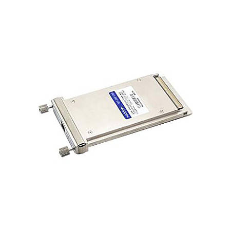 AddOn Juniper Networks CFP-100GBASE-LR4 Compatible TAA Compliant 100GBase-LR4 CFP Transceiver (SMF, 1310nm, 10km, LC, DOM)