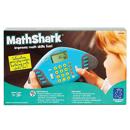 Learning Resources® MathShark®