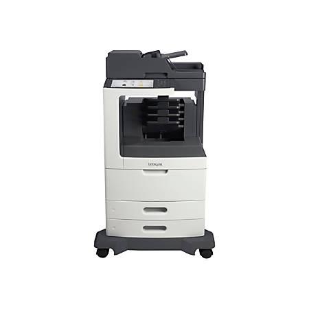 Lexmark MX810dme Multifunction Monochrome Laser Printer