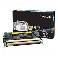 Lexmark Toner Cartridge Yellow