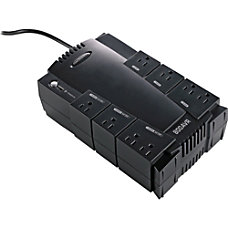 Compucessory 8 Outlet UPS Backup System
