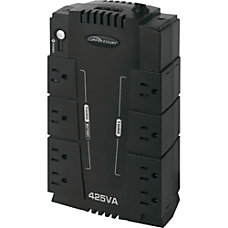Compucessory 8 Outlet 230W UPS Backup