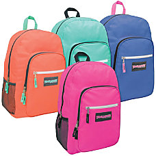Trailmaker Girls Deluxe Backpacks Assorted Colors