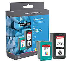 Office Depot Brand OD74XL75 Remanufactured Ink