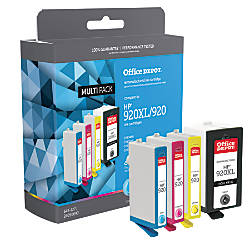 Office Depot Brand OD920XLK920CMY C HP