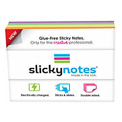 Slickynotes Self Stick Notes 3 1516