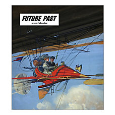 Retrospect Future Past Monthly Desk Calendar