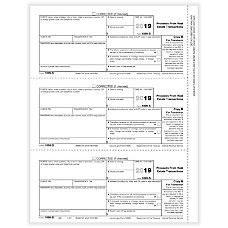 ComplyRight 1099 S Tax Forms Laser