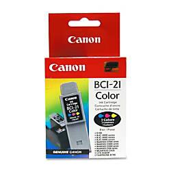 Canon BCI 21C Tricolor Ink Tank