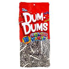 Dum Dums Tropi Berry Lollipops Party