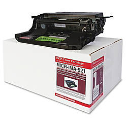 MicroMICR Remanufactured LEX MS810 MICR Toner