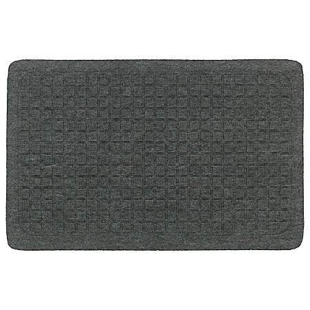"GetFit Ergonomic Floor Mat, 47""W x 34""D, Granite"