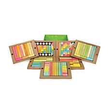 Tegu Magnetic Wooden Blocks Tints Classroom