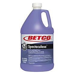 Betco Spectaculoso Lavender Multipurpose Cleaner Floral
