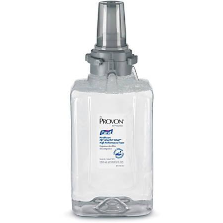 GOJO® ADX-12 Purell® Healthcare CRT Foam Soap Refill, 1,250 mL, Clear