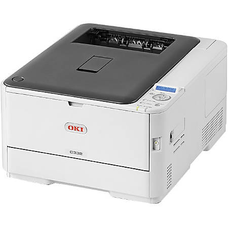 Oki C332dn LED Printer - Color