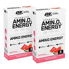 Optimum Nutrition Essential Amino Energy Stick