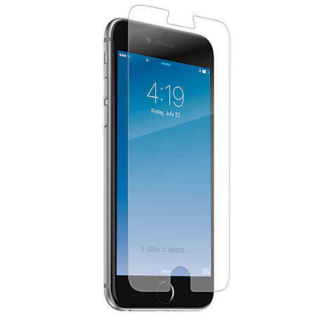 ZAGG® invisibleSHIELD® Glass+ InvisibleShield Screen Protector For Apple® iPhone® 6/6s/7, Clear