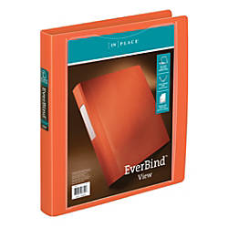 EverBind View D Ring Binders By