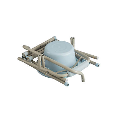 Medline Steel Commode With Microban®