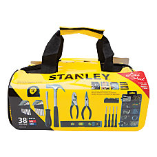Stanley 38 Piece Tool Kit