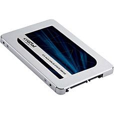 Crucial MX500 250 GB 25 Internal