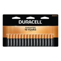 Deals on 16-Pack Duracell Coppertop Alkaline AAA Batteries + 100% Back in Rewards
