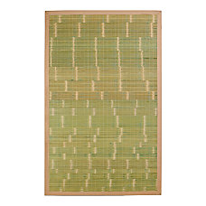 Anji Mountain Key West Bamboo Rug