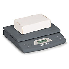 Brecknell Electronic Office Scale 25 Lb