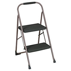Lovely Folding Metal Step Stool