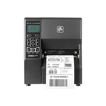 Zebra ZT230 Direct Thermal Printer - Monochrome - Desktop - Label Print