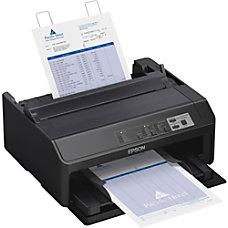 Epson FX 890II Printer monochrome dot