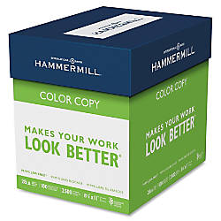 Hammermill Color Copy Paper 8 12